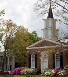Presbyterian Church 1852