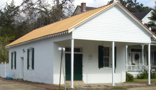 Johnny Jones Store ca. 1850